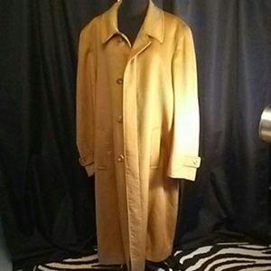 F.R. Tripler & Co. Cashmere Overcoat